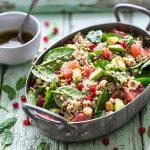 Greyfurt Soslu Kış Salatası Tarifi