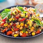 Karabuğdaylı Kinoa Salatası Tarifi