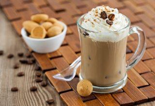Çikolatalı Soğuk Kahve Tarifi
