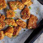 Soğan ve Biberli Çıtır Tavuk Tarifi