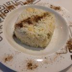 Kerevizli Pirinç Pilavı