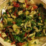 Avakadolu Yumurta Salatası