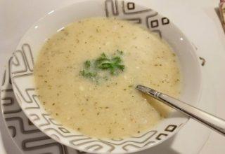Şehriyeli Yoğurt Çorbası
