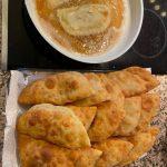 Mayalı Soğanlı Peynirli Pişi Tarifi