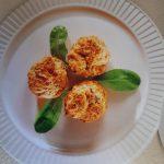 Mısır Unlu Beyaz Peynirli Muffin Tarifi
